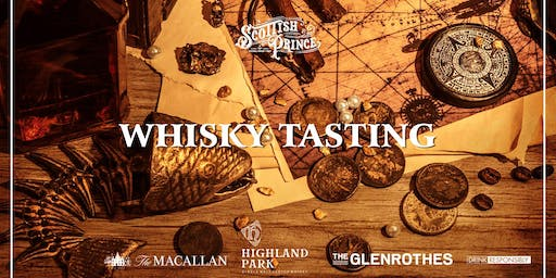 Edrington Group Whisky Tasting