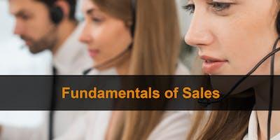 Sales Training London: Fundamentals Of Sales