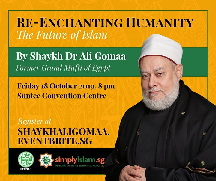 RE-ENCHANTING HUMANITY: THE FUTURE OF ISLAM image