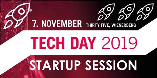 Startup Session am TECH DAY