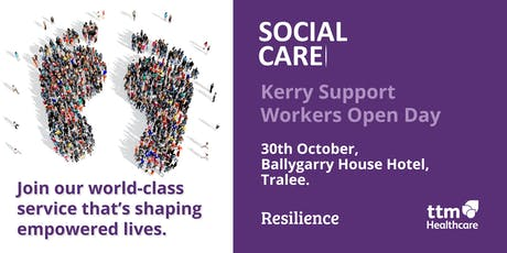Support Workers Open Day Kerry tickets