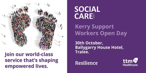 Support Workers Open Day Kerry