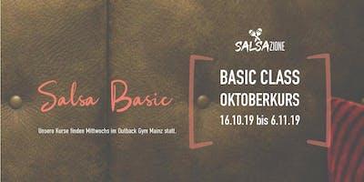 Salsa Basic | Oktoberkurs