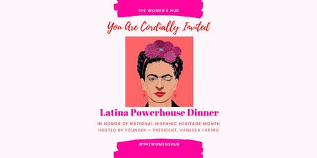 Latina Powerhouse Dinner tickets