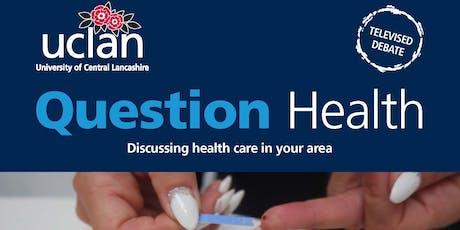Question Health: Diabetes tickets