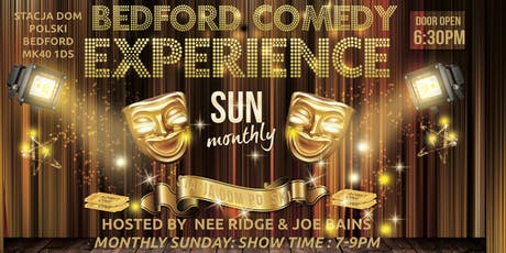 Bedford Comedy Experience FREE tickets