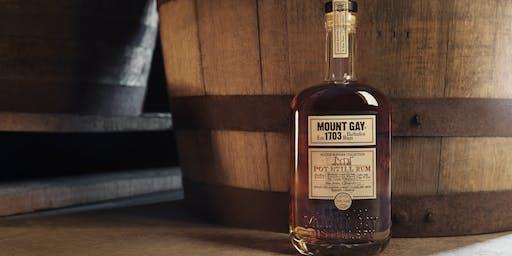 Mount Gay Exclusive Tasting led by Master Blender Trudiann Branker