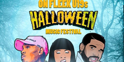 On Fleek U19s Halloween Music Festival