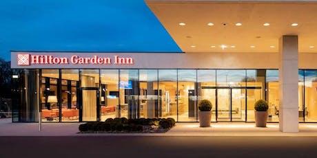 16.04.  Business Netzwerken im Hilton Garden Inn Wiener Neustadt Tickets