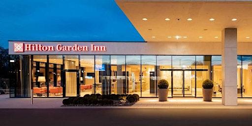 16.04.  Business Netzwerken im Hilton Garden Inn Wiener Neustadt