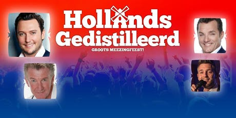 Hollands Gedistilleerd in Heiloo (Noord-Holland) 12-09-2020 tickets
