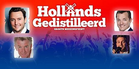 Hollands Gedistilleerd in Heiloo (Noord-Holland) 20-11-2021 tickets