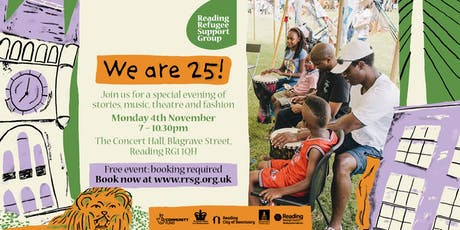 WE ARE 25! tickets