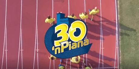 36km - Lunghissimo pre maratona di Firenze alla 30 'n piana biglietti