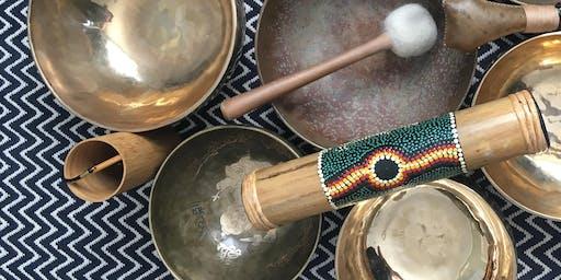 Sound Healer Training Intensive 1&2