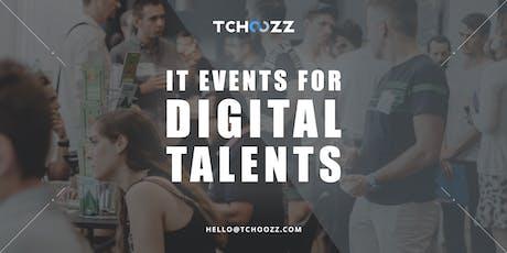 Tchoozz Tech Dating | Lille (6 Novembre) | Page Développeur billets