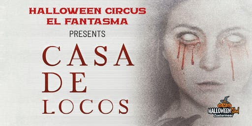 Halloween Circus El Fantasma