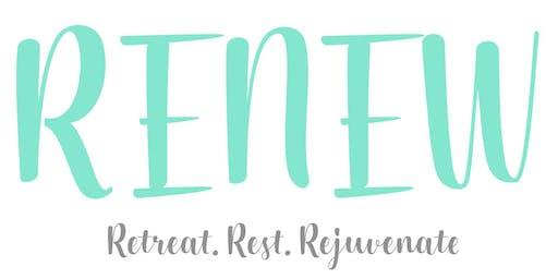 """RENEW"" - A Spiritual Retreat for Men & Women (Individuals & Couples)"