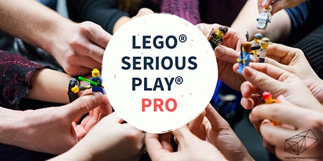 LEGO® SERIOUS PLAY® PROFESSIONAL Tickets