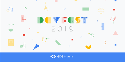 Devfest 2019 Gdg Naama