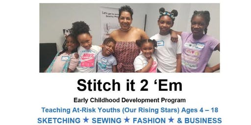 Stitch it 2 'em - Q4 2019: Morning Class