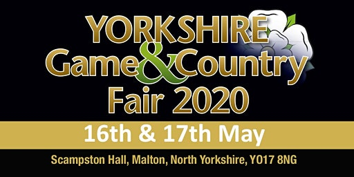 Yorkshire Game & Country Fair 2020 - Buy Public Caravan/Motorhome/Camping