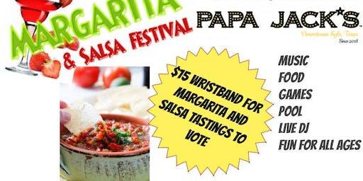 Margarita and Salsa Festival