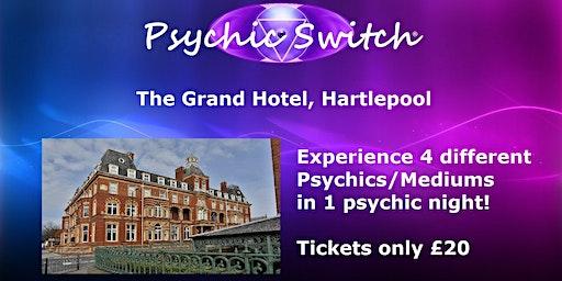 Psychic Switch - Hartlepool