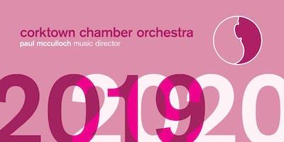Corktown Chamber Orchestra Season Tickets 2019/20