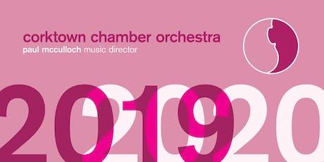 Corktown Chamber Orchestra Season Tickets 2019/20 tickets