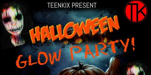 Halloween Glow Party - Portlaoise