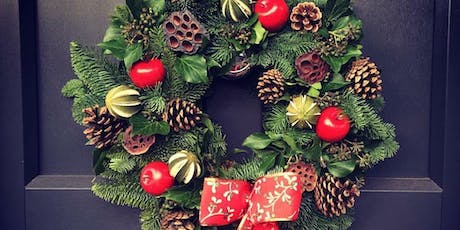 Festive Meet The Maker: Wreath-Making Demonstration tickets