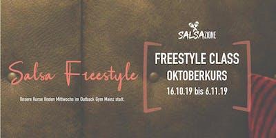 Salsa Freestyle | Oktoberkurs