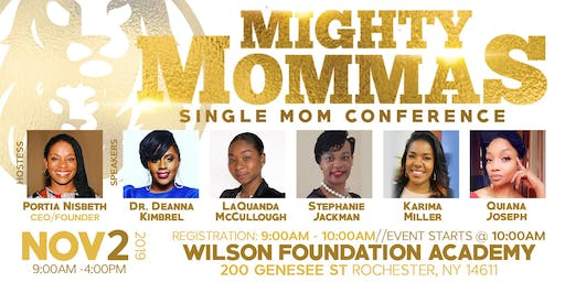 Mighty Mommas Conference