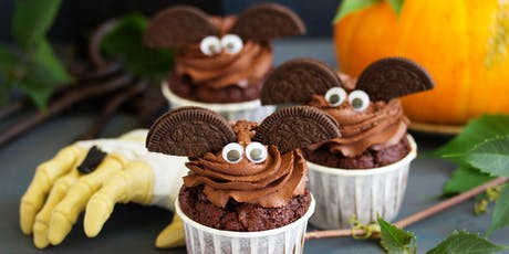 Spooktacular Baking with Yvonne this Halloween tickets
