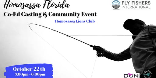 Homosassa FL - Community Casting Event