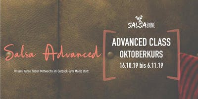 Salsa Advanced | Oktoberkurs