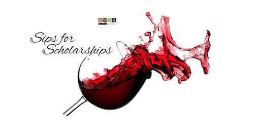 Sips for Scholarships