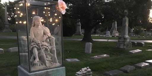 Graceland Cemetery Tour: Stories, Symbols and Secrets (Oct 19, 1:30pm)(sold out!)