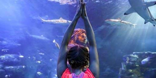 Brummie Mummies Yoga Under the Sea Social