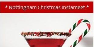 Nottingham Christmas Ladies Instameet