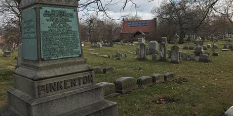 Mysterious Chicago: Graceland Cemetery Tour (True Crime Edition! Oct 19 11am) tickets
