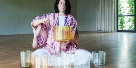 Cutting the Energetic Cords & Crystal Sound Bath + REIKI Tickets