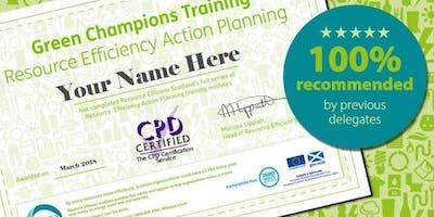 Green Champions Training (Perth)