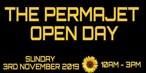 The PermaJet Open Day