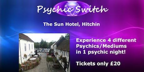 Psychic Switch - Hitchin tickets