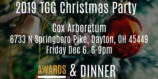 2019 TGG Christmas Party