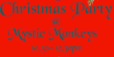 Mystic Monkeys Magical Christmas Party