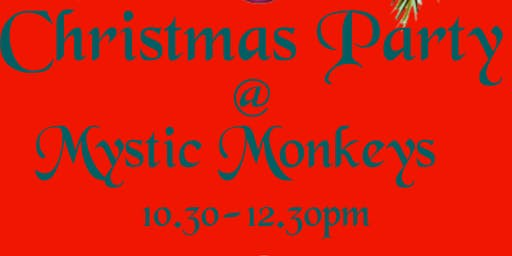 Mystic Monkeys Magical Christmas Party