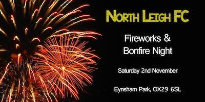 North Leigh Annual Bonfire & Fireworks Night
